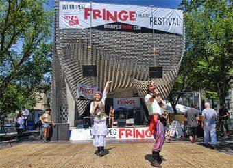 Fringe Festival Winnipeg